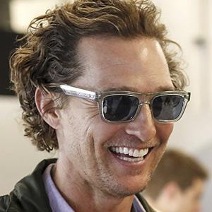 PLD6050 Matthew McConaughey