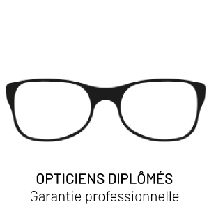 Opticiens diplomes, garantie professionnelle