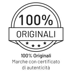 100% originali, marche con certificato di autenticita