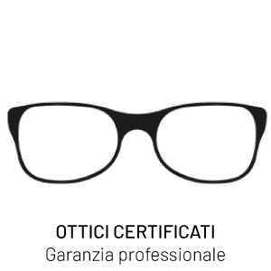 Ottici certificati, garanzia professionale